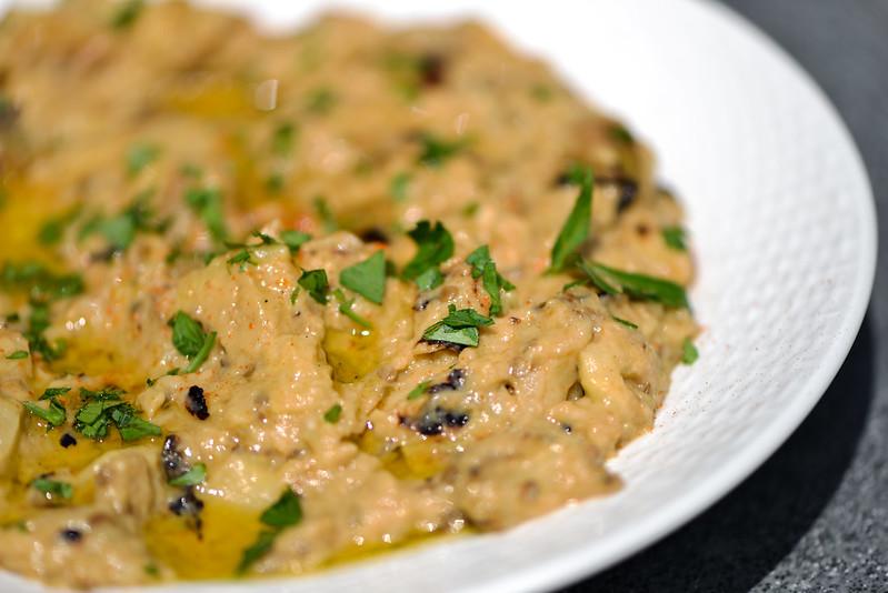 Chunky & Spicy Baba Ghanoush