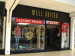 """So Well Suited Bunnywest. Summary: Chris and Peter run HA Menswear. Well, shit. Stiles has just successfully insulted the owners of the new suit shop. Way to go. The men don't seem upset though, more amused than anything. The younger man extends his hand and says """"Peter Hale.""""."""