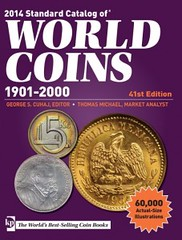 Standard Catalog World Coins 1901-2000 41st ed