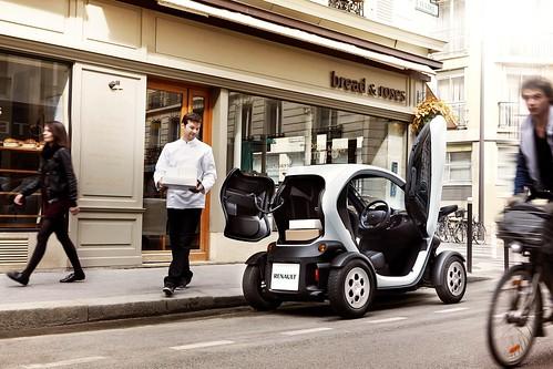 Renault Twizy Cargo 2013