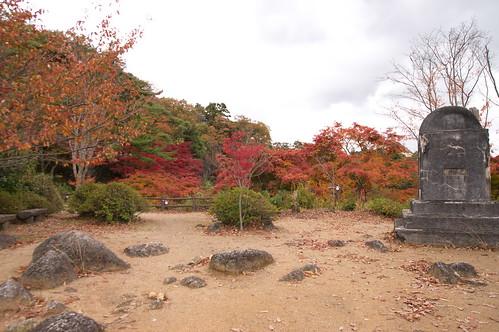 【写真】2012 紅葉 : 笠置山もみじ公園/2020-05-28/IMGP6144