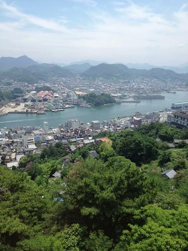 展望台から by haruhiko_iyota