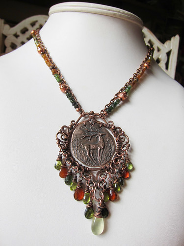 Spirit of the Summerwood Necklace