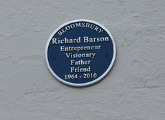 Photo of Blue plaque № 12835
