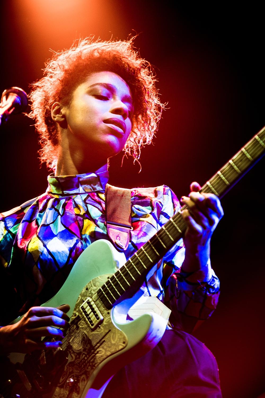 Lianne La Havas @ Rock Werchter 2013 (Jan Van den Bulck)