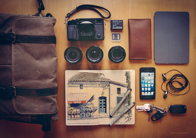 What's In My Bag²