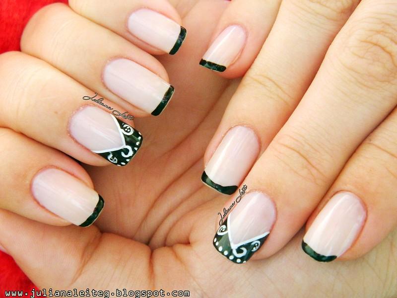 juliana leite nail art decoração unhas maquiagem make up festa 050