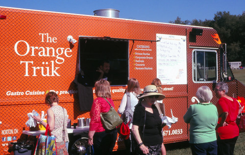 The Orange Truk