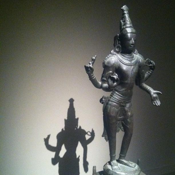 Vishnu #art #newyork #nyc #museum