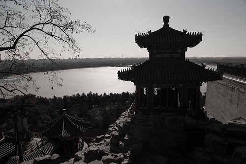 Summer Palace overlooking Kunming Lake
