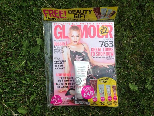Magazine free gifts