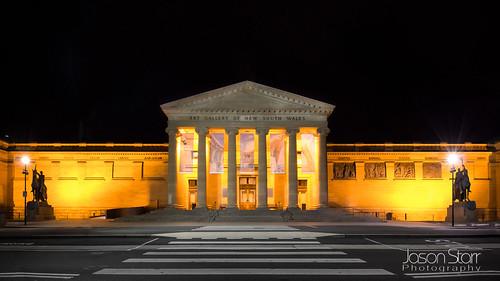 Art Gallery of NSW - Wide