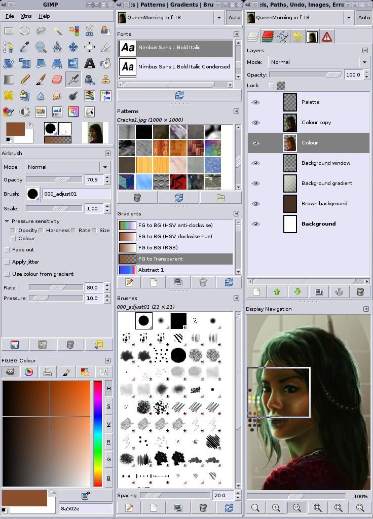 Best List Of Free Image Graphic Designing Softwares