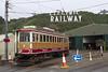 マン島の保存鉄道を巡る