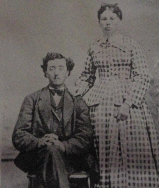 Lemuel and Mary Ann Leckrone