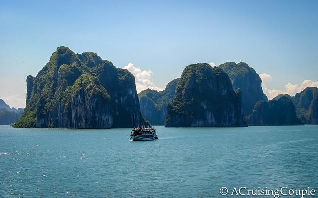 Halong Bay Vietnam Boat
