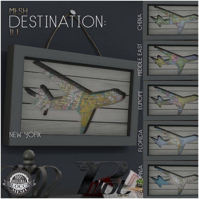 PILOT- Destination: [Cali and Florida for FLF]