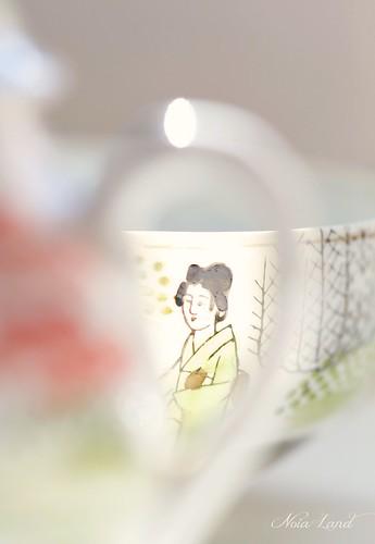 Taza japonesa