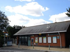 Picture of Tattenham Corner Station