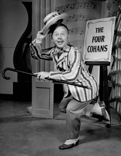 MICKEY ROONEY-MR BROADWAY by WilliamBanzai7/Colonel Flick