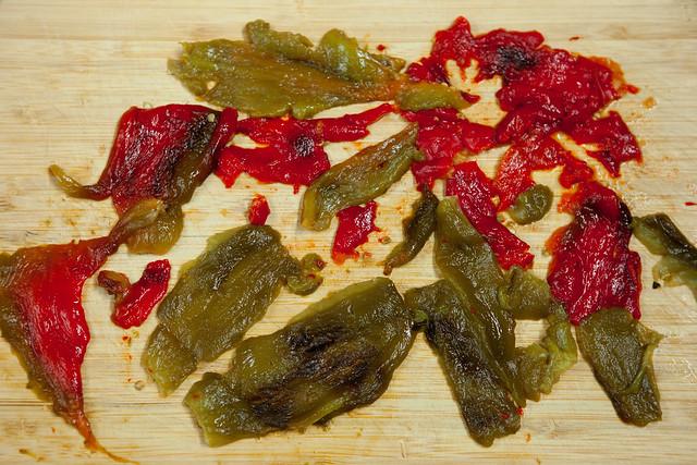 Pesto Roasted Pepper White Bean SoupIMG_5076