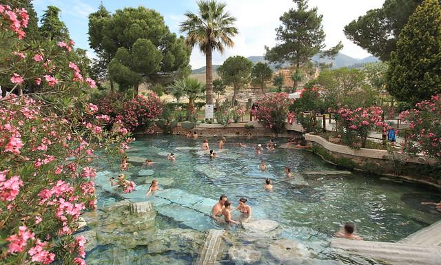 Pamukkale: Ancient Pool