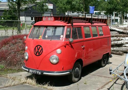 HU-97-96 Volkswagen Transporter kombi 1964
