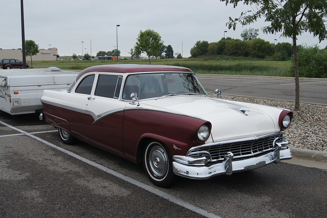 56 Ford Fairlane | Flickr - Photo Sharing!