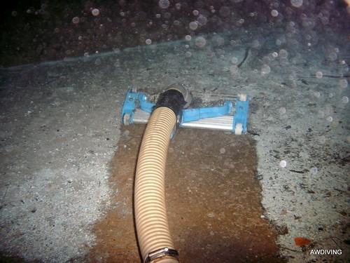 onderwaterstofzuigen