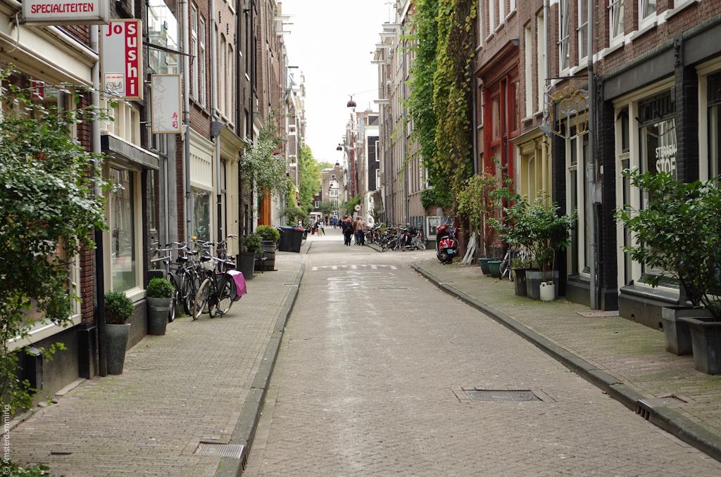 Amsterdam, Street in Jordaan