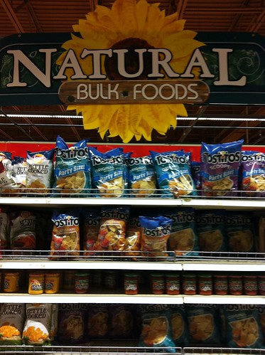 Natural? Bulk? Foods? I don't think so!