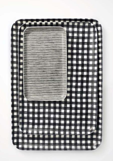Fog Linen trays