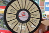 Did you have your chance to win a prize at our wheel?