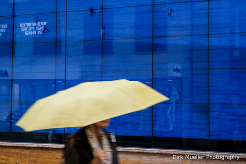 Dem Regen trotzen by Dirk Mueller Photography