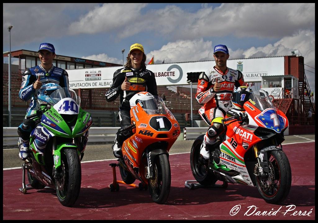 Circuito Albacete : Adios al campeonato de europa motociclismo en el