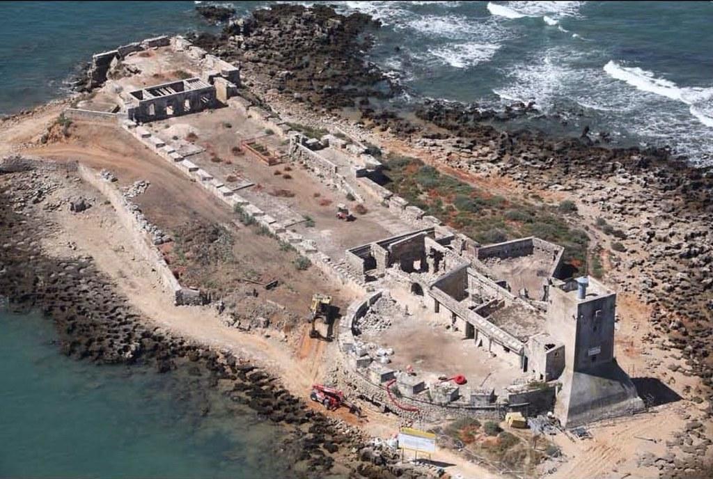 castillo_sancti petri_ruina_fuente  José A Martín Caro