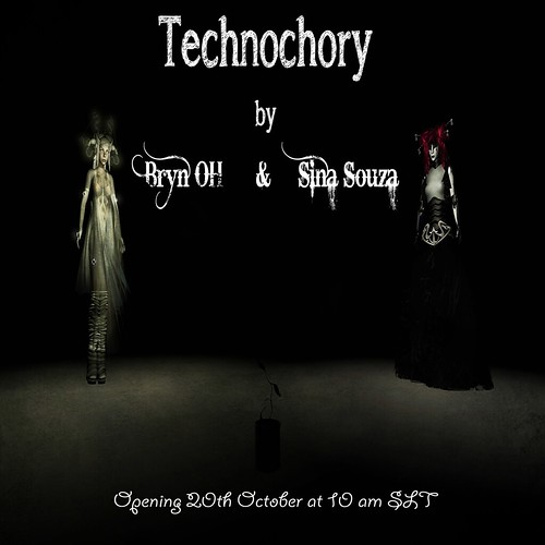 Technochory by Bryn Oh & Sina Souza by Kara 2