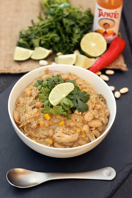 Chicken and White Bean Chili - (Gluten-free + Dairy-free) - Tasty ...