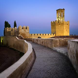 Disfrutando de Extremadura.