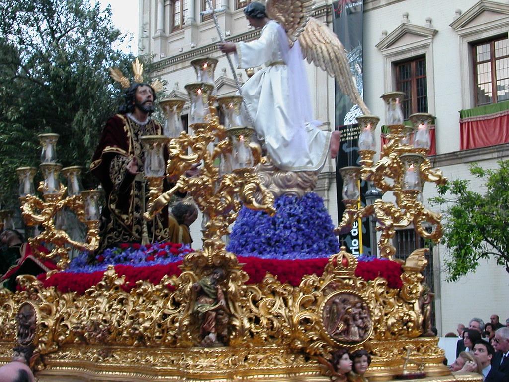 Hermandad de la Oración en el Huerto, Sevilla