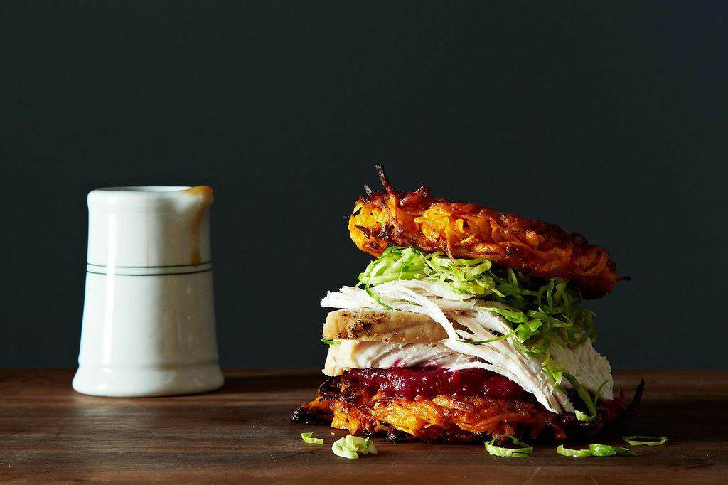 Thanksgivukkah Double Down from Food52