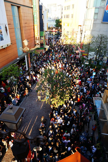Kawasaki Halloween Parade 2013 141