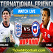 England Vs Chile Tickets 4