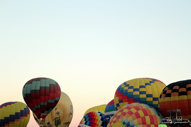 balloon fiesta 2013