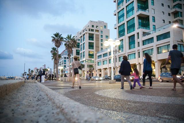 Feel the Spirit of Fascinating City Tel Aviv