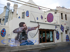 Newtown Mural by Fintan Magee & Funskull/Numskull