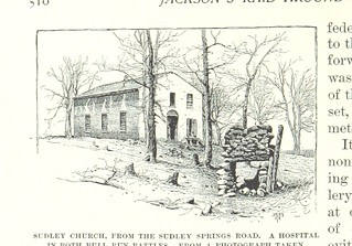 """Image taken from page 534 of 'Battles and Leaders of the Civil War, being for the most part contributions by Union and Confederate officers, based upon """"the Century War Series."""" Edited by R. U. J. and C. C. B., etc. [Illustrated.]'"""