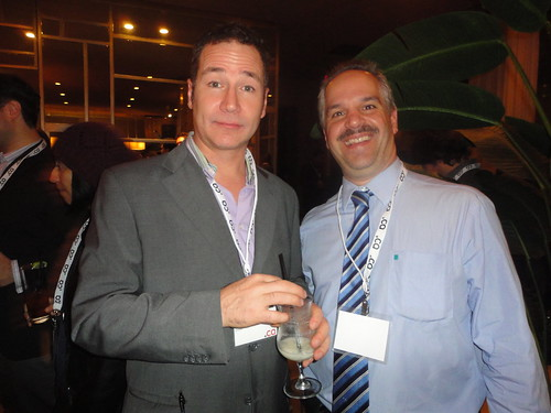 Rob Campbell and Jim Pagiamtzis
