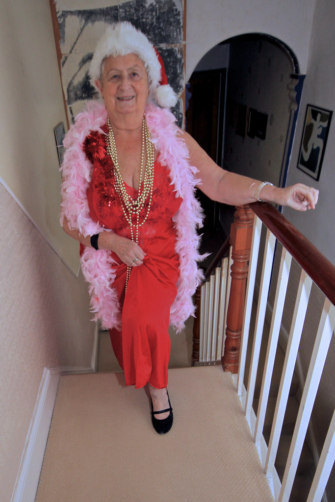 Lady mature old sexy