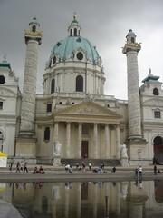 Wien: Karlskirche